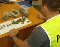 22 latek zatrzymany za posiadanie narkotyków