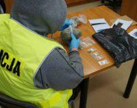 Dwie osoby zatrzymane za posiadanie narkotyków