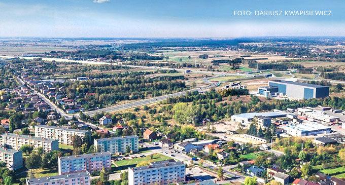 Powstaną nowe tereny inwestycyjne! Rusza wspólny projekt miasta i gminy Tomaszów Mazowiecki