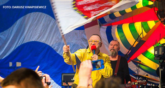 Blue Cafe gwiazdą 28. Finału WOŚP w Tomaszowie
