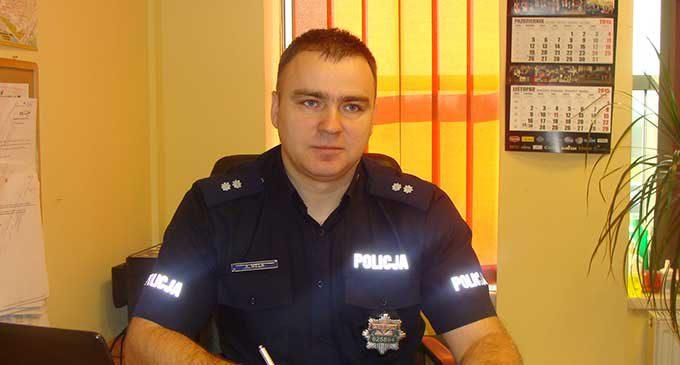 Dzielnicowy-policjant pierwszego kontaktu