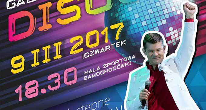 9 marca II Tomaszowska Gala Disco