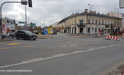 Kolejny etap przebudowy DW 713. Będą utrudnienia w centrum miasta