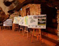 Wystawa prac studentów KPiKK Uniwersytetu Przyrodniczego w Lublinie na zamku w Inowłodzu