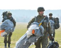 Zgrupowanie spadochronowe pododdziałów 25BKPow