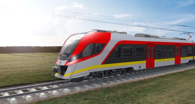 Nowe pociągi i nowe połączenia z Tomaszowa do Łodzi
