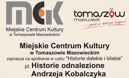 """Na """"Historie odnalezione Andrzeja Kobalczyka"""" zapraszamy już 15 marca do DOKu"""