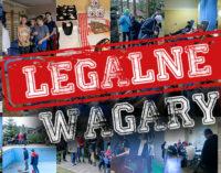 """""""Legalne Wagary"""" epilog. 500 wolontariuszy pomogło potrzebującym w Tomaszowie!"""