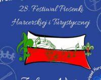 """28. Festiwal Piosenki Harcerskiej  i Turystycznej ,,Zielona Nuta"""""""
