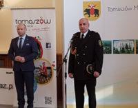 Sławomir Wieruszewski nowym komendantem Straży Miejskiej w Tomaszowie Mazowieckim