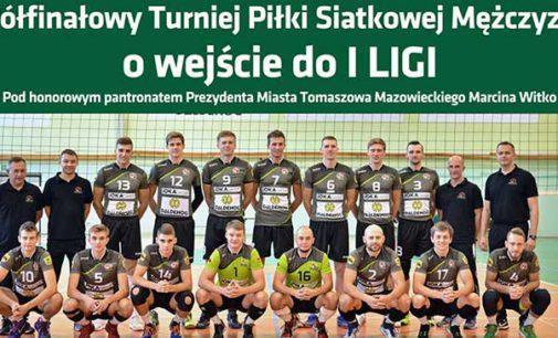 Siatkówka na wysokim poziomie. Lechia Tomaszów powalczy o I ligę!