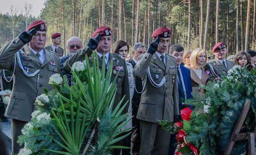 Obchody upamiętniające VII. rocznicę katastrofy lotniczej pod Smoleńskiem (ZDJĘCIA)