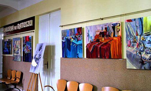 Nowa wystawa w Galerii w Ratuszu