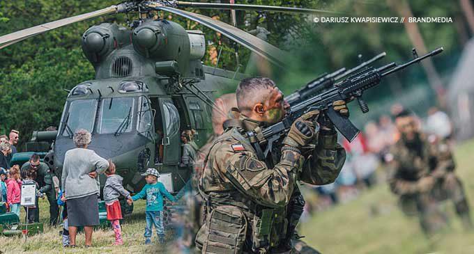 25. Brygada Kawalerii Powietrznej w Tomaszowie Maz. zaprasza na piknik