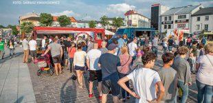 W weekend II Tomaszowski Zlot Food Trucków