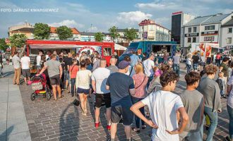 II Tomaszowski Zlot Food Tracków już w ten weekend na pl. Kościuszki