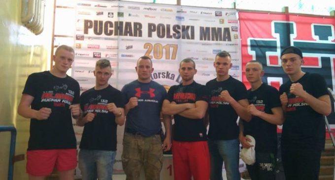Medal Pucharu Polski MMA dla zawodnika Academii Gorila!