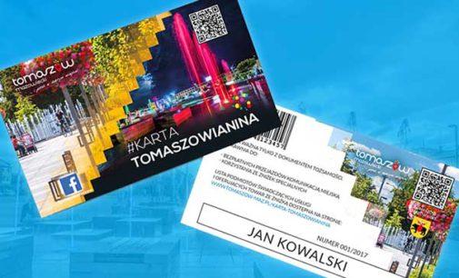 Karta Tomaszowianina to m.in. bezpłatna komunikacja i zniżki na benzynę