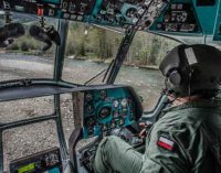 Szkolenie w górach 1 dywizjonu lotniczego (ZDJĘCIA)