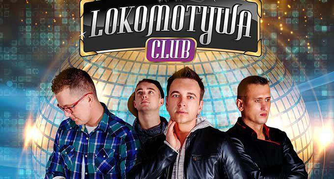 Zespół WEEKEND w Lokomotywie