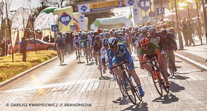 """W środę wyścig kolarski """"Solidarności"""" i Olimpijczyków (ZMIANY W ORGANIZACJI RUCHU)"""