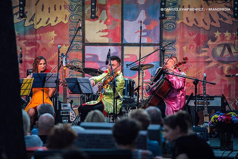 Kwartet smyczkowy Opera String Quartet