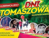 DNI TOMASZOWA 2017. Pełny program festiwalu