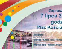 Maraton Fitness na pl. Kościuszki już w ten piątek!