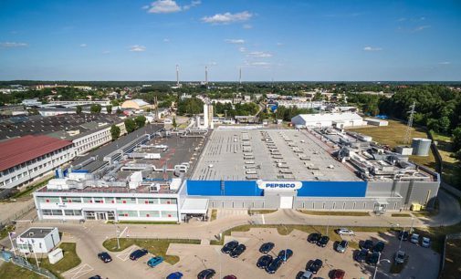 Nowa linia do produkcji przekąsek w zakładzie Frito Lay w Tomaszowie Maz.