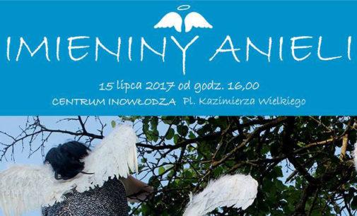 """Pierwszy Inowłodzki Piknik Anielski  """"Imieniny Anieli"""""""