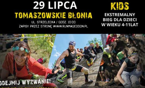 Micro Runamgeddon w Tomaszowe Mazowieckim!