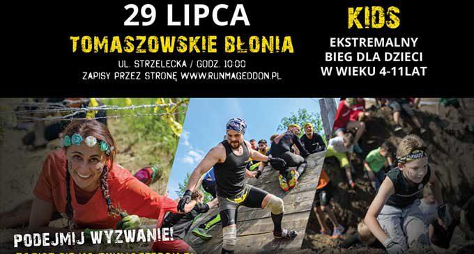 Już w sobotę Micro Runamgeddon w Tomaszowe Mazowieckim!
