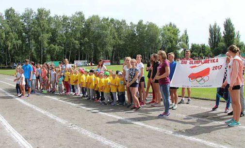 Wakacyjna Olimpiada – TKKF-iada 2017