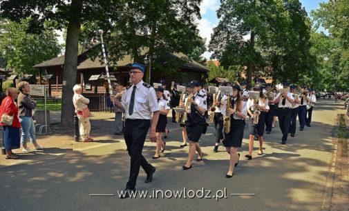 XIII Powiatowy Przegląd Strażackich Orkiestr Dętych w Spale