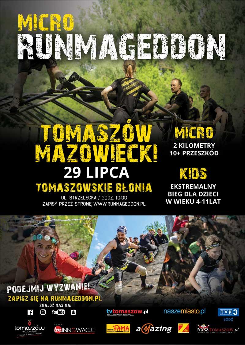 Micro Runmageddon Tomaszów Mazowiecki