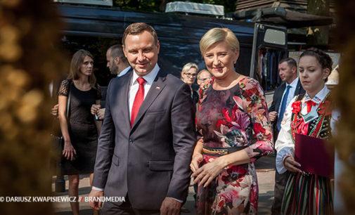 Dożynki w Spale z udziałem prezydenta Andrzeja Dudy. Na scenie Mazowsze i Feel (program, rozkład jazdy MZK i PKP)