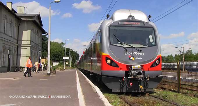 Elektryfikacja linii kolejowej nr 25 na odcinku Tomaszów Mazowiecki – Opoczno