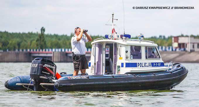 Nad Zalewem Sulejowskim poszukiwali 8 letniej dziewczynki