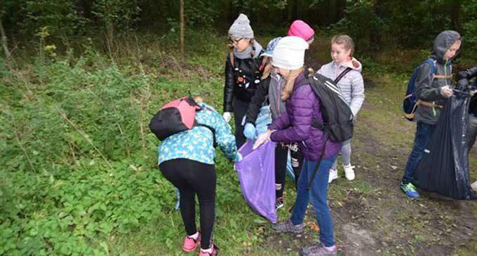 W Tomaszowie zakończyła się akcja Sprzątanie Świata. Wolontariusze zebrali ponad 2 tony odpadów!