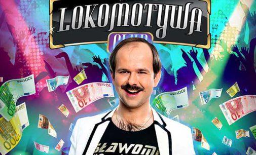 SŁAWOMIR w Lokomotywa Club PKP Idzikowice!