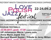 Gwiazdy Jazzu w Tomaszowie. II Love Polish Jazz Festival już w ten weekend
