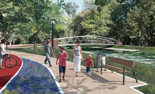 Park Bulwary zmieni się nie do poznania