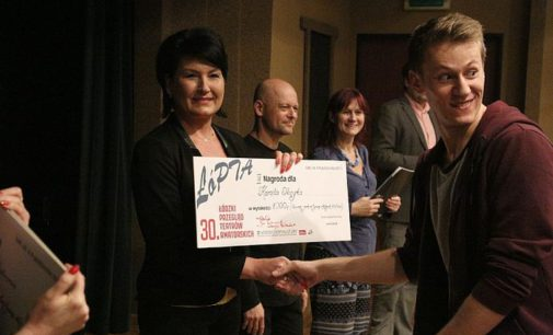 Tomaszowianie zdominowali Łódzki Przegląd Teatrów Amatorskich