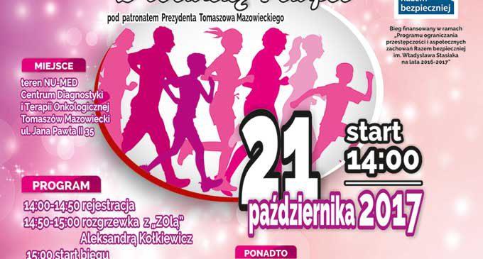 Ubiegamy się o zdrowie… bieg z Wandą Panfil – Już 21 października!