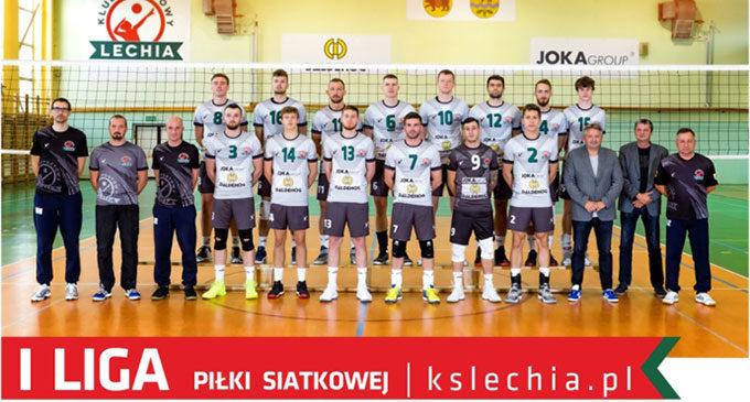 I Liga: KS Lechia zmierzy się z liderem grupy – drużyną Krispol Września
