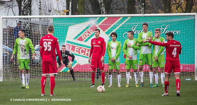 III liga – Widzew pokonał Lechię 2:1 (ZDJĘCIA)
