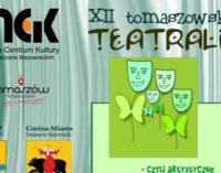 XII Tomaszowskie Teatralia