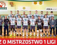 I liga siatkówki mężczyzn: 27 stycznia mecz KS Lechia – SMS PZPS Spała