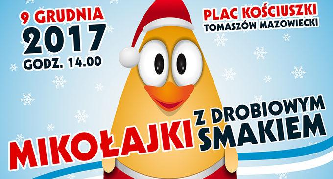 Mikołajki z drobiowym smakiem na pl. Kościuszki