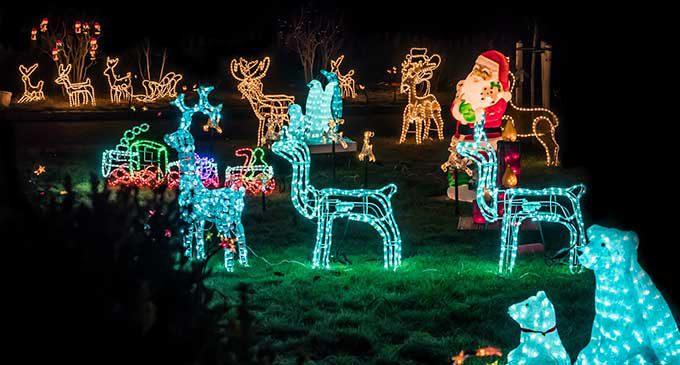 Konkurs na najpiękniejsze oświetlenie świąteczne. Do zgarnięcia 1000 zł!